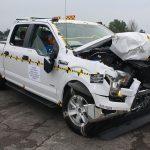 Ford F-150 Crash Test